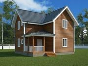Каркасные дома с фундаментом под ключ через 45 дней у Вас!